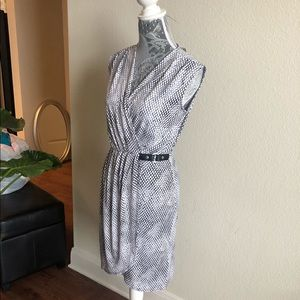 Michael by Michael Kors wrap dress